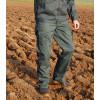Pantalon de bricolage SCIE LMA - Pantalon de bricolage Vert Us SCIE LMA vert foncé mannequin