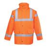 Parka de travail Haute visibilité Portwest Traffic - Orange