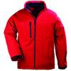 Parka de travail softshell hiver Coverguard Yang Winter - rouge