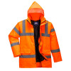 Parka haute visibilité Portwest Traffic Orange
