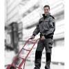 Pantalon de travail PLOMB LMA - Gris Foncé - Mannequin