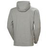 Sweat shirt à capuche Helly Hansen KENSINGTON Gris / Orange Dos