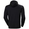Sweat shirt à capuche Helly Hansen MANCHESTER ZIP noir dos