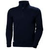 Sweat shirt Helly Hansen MANCHESTER HALF ZIP - Marine