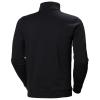 Sweat shirt Helly Hansen MANCHESTER HALF ZIP Noir Dos