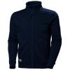 Sweat shirt Helly Hansen MANCHESTER ZIP - Marine