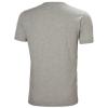 T-shirt de travail Helly Hansen KENSINGTON Gris Clair Dos