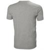 T-shirt de travail Helly Hansen KENSINGTON Gris Dos