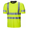 T-shirt haute visibilité Helly Hansen ADDVIS TEE - Jaune