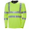T-shirt haute visibilité manches longues Helly Hansen ADDVIS - Jaune