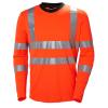 T-shirt haute visibilité manches longues Helly Hansen ADDVIS - Orange