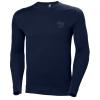T-shirt manches longues Helly Hansen LIFA MERINO CREWNECK - Navy