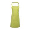 Tablier couleurs avec poche Apron Premier - Vert Citron