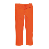 Pantalon de travail Bizweld Portwest - orange
