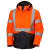 Veste d'hiver haute visibilité Helly Hansen ALTA classe 3 - Orange