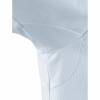 Veste de cuisine respirante manches longues Robur AGUILA - Veste de cuisine manches longues Robur AGUILA blanc/gris détails