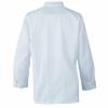 Veste de cuisine respirante manches longues Robur AGUILA - Veste de cuisine manches longues Robur AGUILA blanc/gris dos