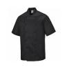 Veste de cuisine Portwest Kent - Noir
