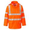 Veste de pluie haute visibilité multi risques Portwest SEALTEX - Orange