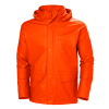 Veste de pluie imperméable Helly Hansen GALE - Orange