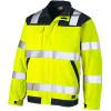 Veste de travail haute visibilité bicolore Dickies EVERYDAY - Jaune / Bleu Marine