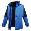 Veste déperlante 3 en 1 Regatta Professional DEFENDER III - Bleu royal / marine