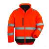 Veste haute visibilité Coverguard Hi-way XTRA orange