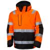 Veste imperméable haute visibilité Helly Hansen ALNA SHELL - Orange
