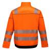 Veste haute visibilité Portwest Vision Orange dos