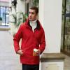 Veste imperméable 3 en 1 Regatta Professional CLASSIC Rouge