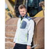 Veste polaire tricoté softshell Albatros STIRLING - Veste en tricot softshell Albatros STIRLING Portée