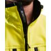 Veste softshell haute visibilité Blaklader bicolore Jaune / Marine Détail