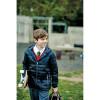 Veste thermique encapuchonnée Enfant Regatta Professional STORMFORCE - mannequin
