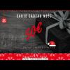 Carte cadeau Noël 50€