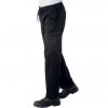 Pantalon de cuisine noir multipoches Isacco Pantachef