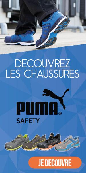 Cliquez pour découvrir les chaussures Puma chez Oxwork !