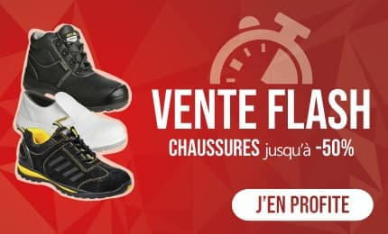 Consultez nos ventes de chaussures de sécurité