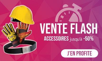 Consultez nos accessoires et équipements de protection