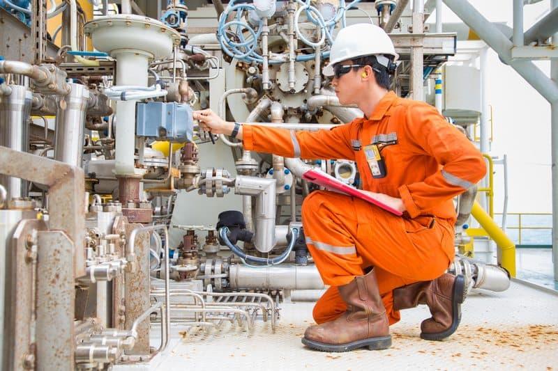 trouvez votre tenue de travail industrie technicien